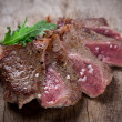 Delicious beef steak — Stockfoto #31502291