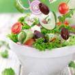 Fresh mixed vegetables — Stock Photo