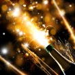 Champagne explosion — Stock Photo #31855933