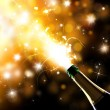 Champagne explosion — Stock Photo #31856131