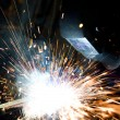 Welders in action — Stock Photo
