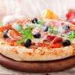 Delicious italian pizza — Stock Photo #33304817