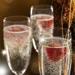 Pair of champagne flutes — Stock Photo #34731987