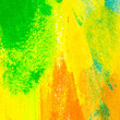 Stock Photo: Abstract acrylic colors