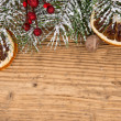 Christmas fir tree — Stockfoto #34738383