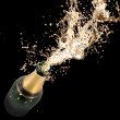Champagne explosion — Stock Photo #34767251