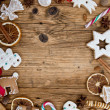 Christmas background — Stock Photo #35140077