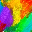 Abstract acrylic colors — Stockfoto