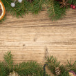 Christmas fir tree — Stockfoto #35752211