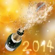 Champagne explosion — Stock Photo #36083641