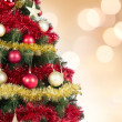Kerstboom — Stockfoto