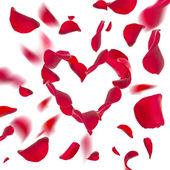 Fundo de dia valentin — Fotografia Stock