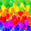 Colorful balloons — Stock Photo #39785149