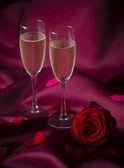 Valentin day background — Stockfoto