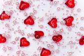 валентин день фон — Стоковое фото