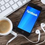 Facebook concept — Stock Photo #41438449