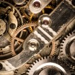 Old clock's gears — Stock Photo #45047503