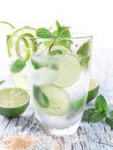 Мохито свежий напиток — Стоковое фото