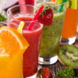 Fresh juice mix fruit. — Stock Photo #48436581