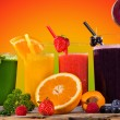 Fresh juice mix fruit. — Stock Photo #48436591
