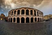 Old arena in Verona city. — Stock Photo