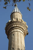 Ancient Minaret — Stock Photo
