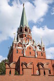 Moscow Kremlin tower, Russia — Stock Photo