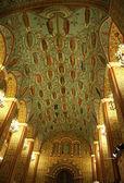Interior de museu histórico de estado de moscow — Foto Stock