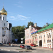 Stock Photo: Historical district of Nizhny Novgorod