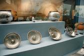 Museum exhibits display — Stock Photo