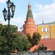 Walk near Kremlin — Stock Photo