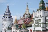 Izmaylovskiy Kremlin in Moscow, Russia — Stock Photo