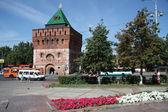 Dmitrovskaya Tower of Nizhny Novgorod Kremlin — Stock Photo