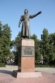 Minin monument in Nizhny Novgorod, Russia — Stock Photo