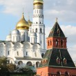 The Ivan the Great Bell Tower of Moscow Kremlin — Stock Photo