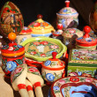 Stock Photo: Traditional Souvenirs from Russia