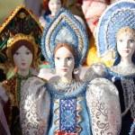 Russian dolls — Stock Photo #48559999
