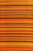 条纹麻布纹理 — 图库照片