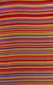彩色亚麻织物 — 图库照片
