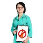 Female doctor — Stock Photo #16633231