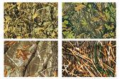 Camuflagem — Fotografia Stock