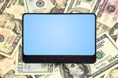 Digital tablet — Foto Stock