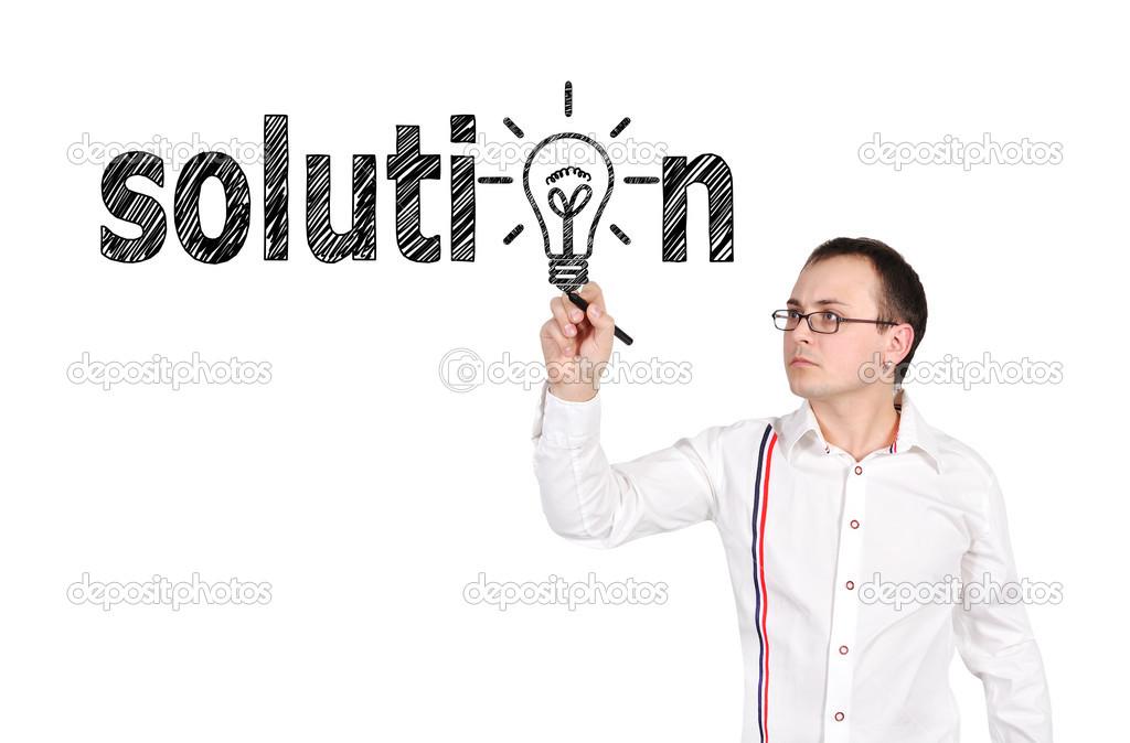 solution symbol Gallery