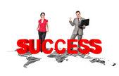 Concepto de éxito — Foto de Stock
