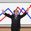 Stockfoto: Business formula