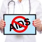 Постер, плакат: Stop aids