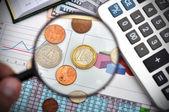 Monedas — Foto de Stock