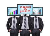 Need a job — Stock Photo