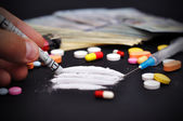 Drugs — Stock Photo
