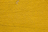 Textured yellow wall — Photo